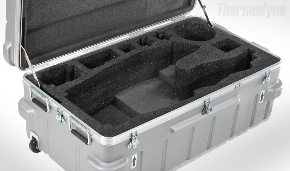 Large Thermodyne Transit Case
