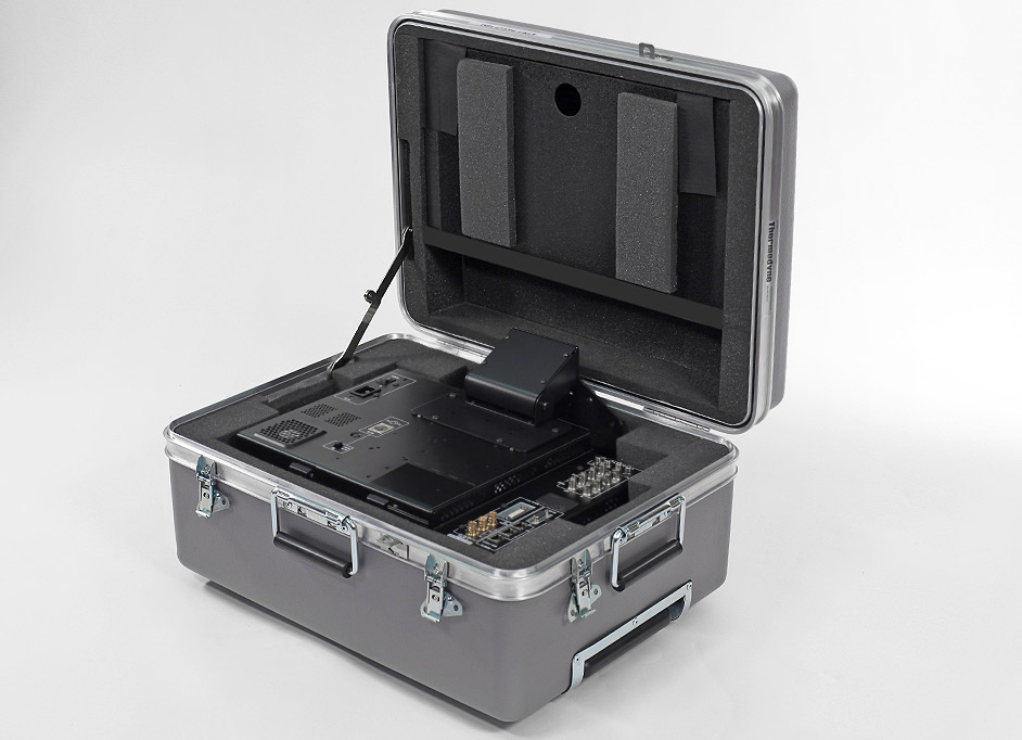 JVC Monitor Shipping Case