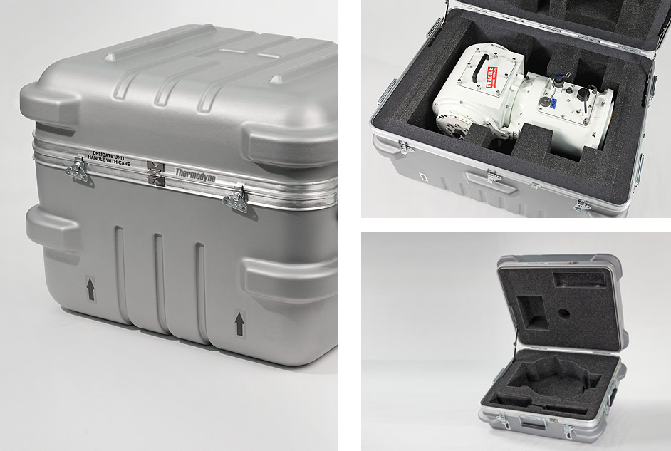 Thermodyne Slimline Cases