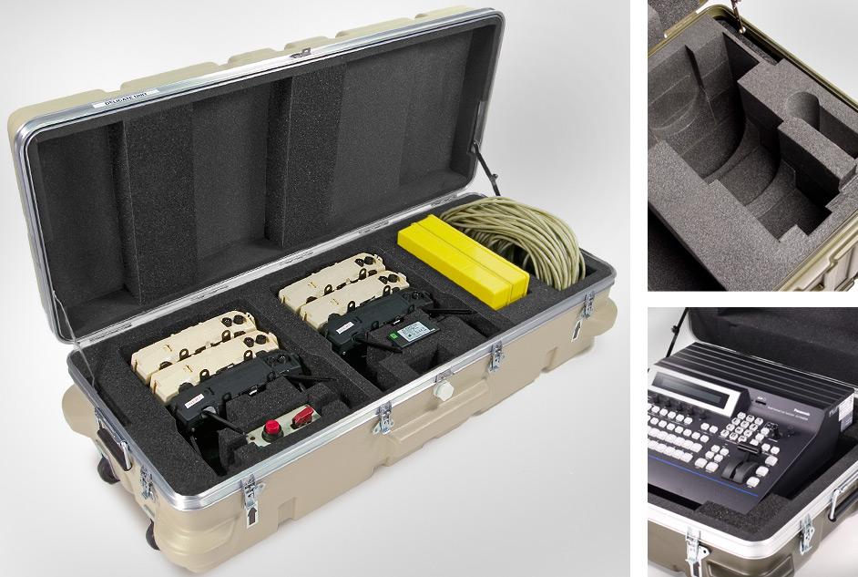 ShokStop Cases by Thermodyne