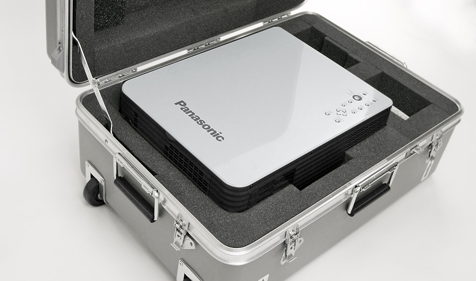 Custom Transit Case