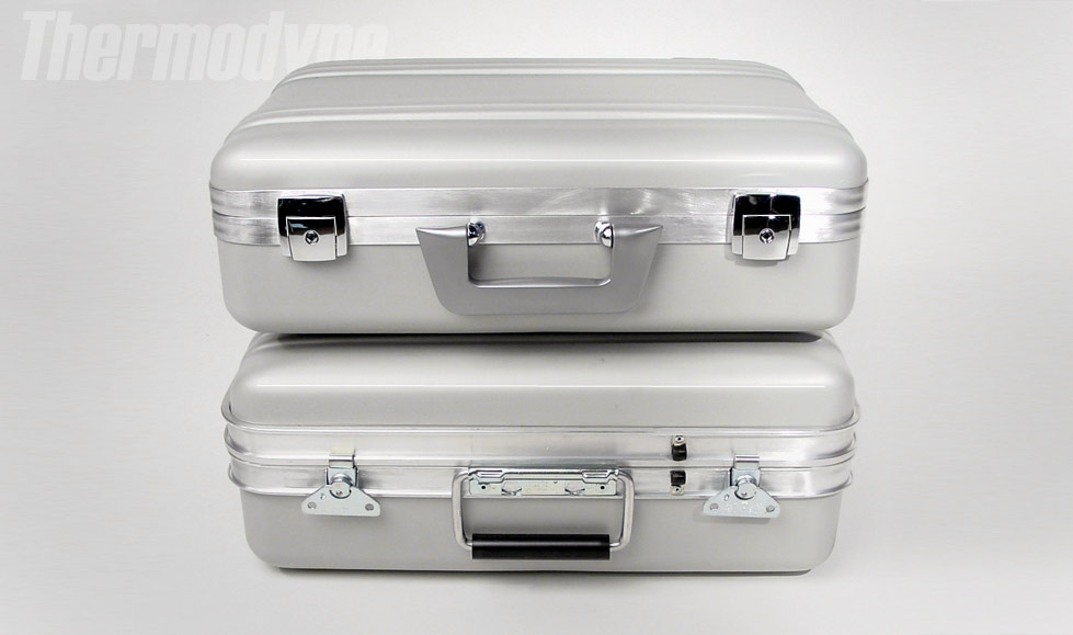 Thermodyne Attache Carrying Cases