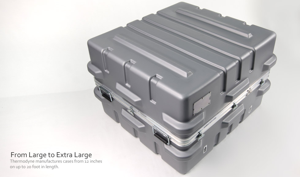 Large Thermodyne Shipping Case