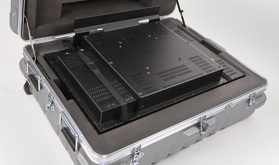 Large Thermodyne Shipping Case