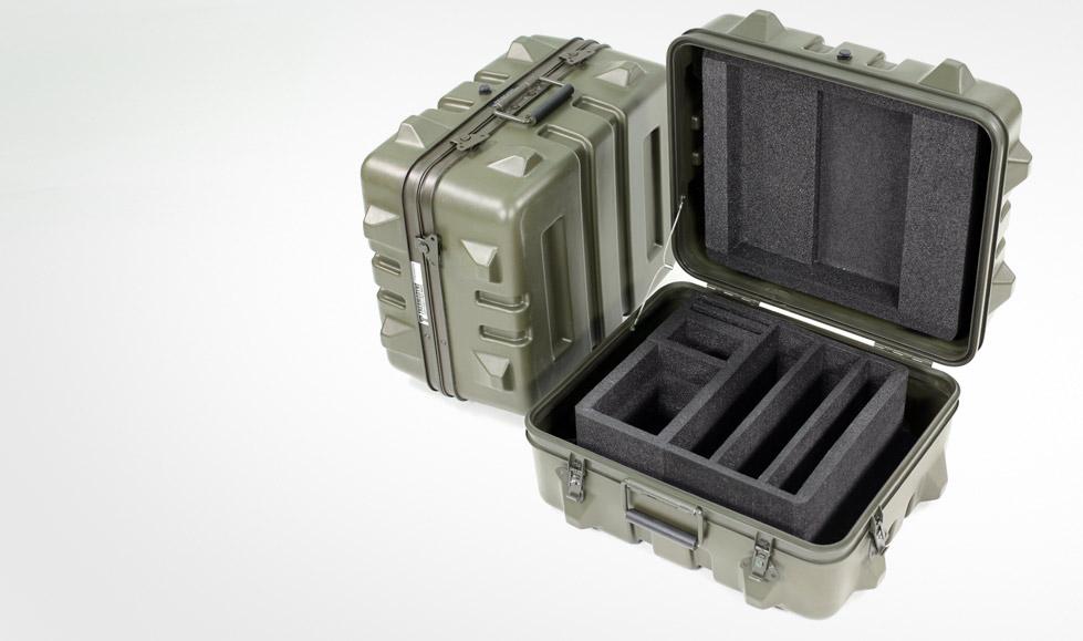Thermodyne Military Case