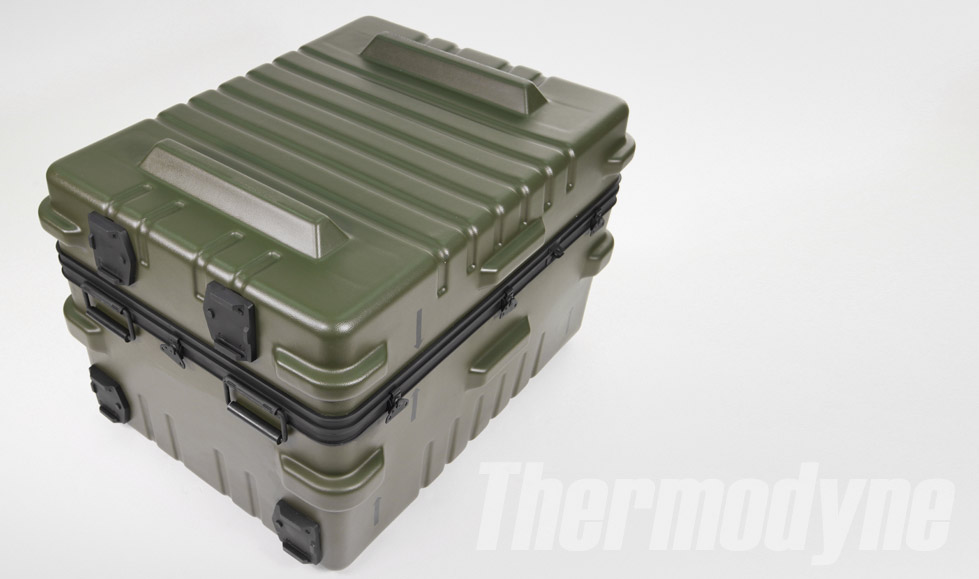 Thermodyne Military Transit Case