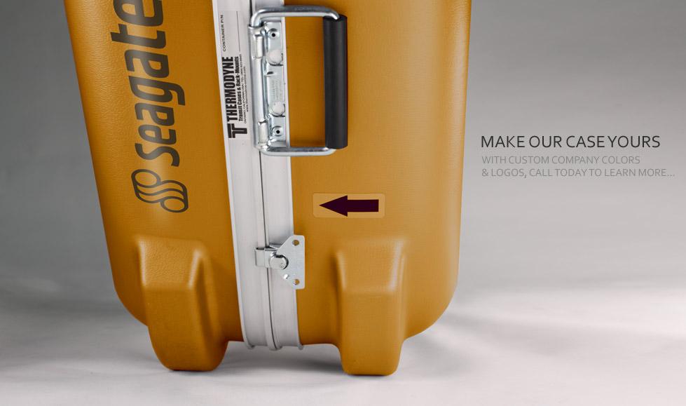 Custom Branded Shipping Cases