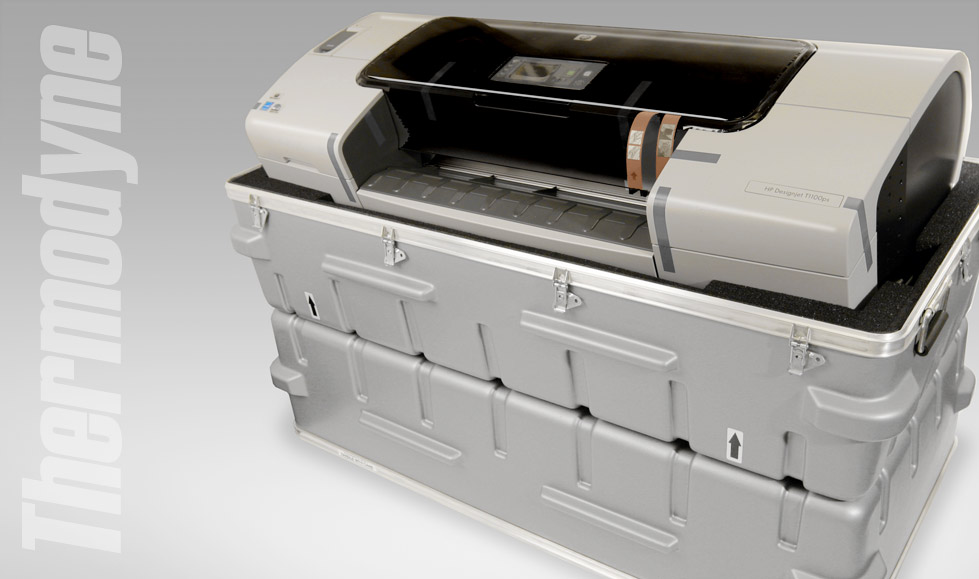 Thermodyne HP Plotter Case