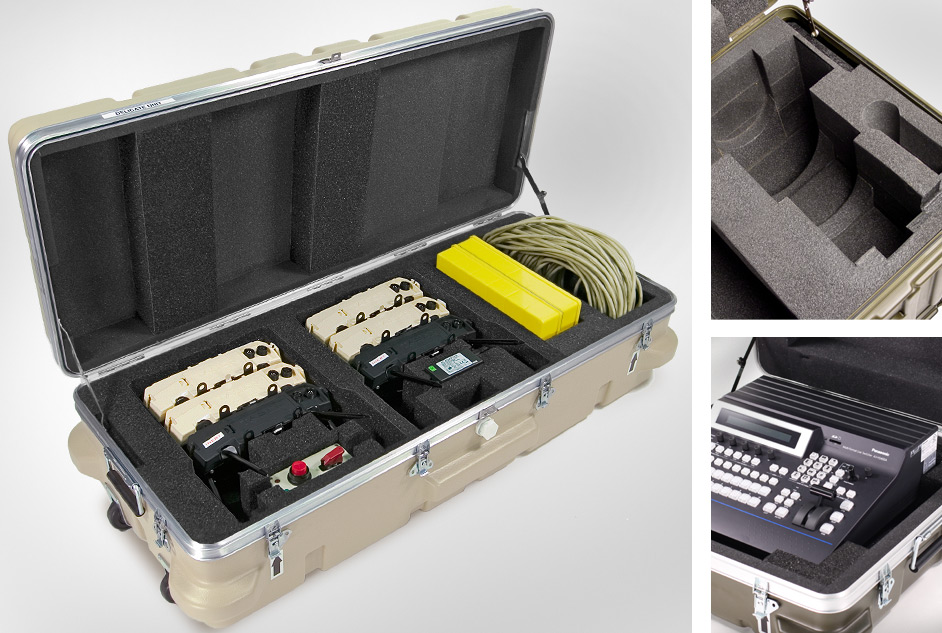 ShokStop Cases by Thermodyne