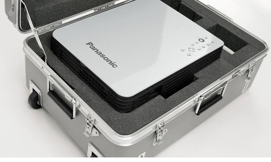 Slimline Cases by Thermodyne
