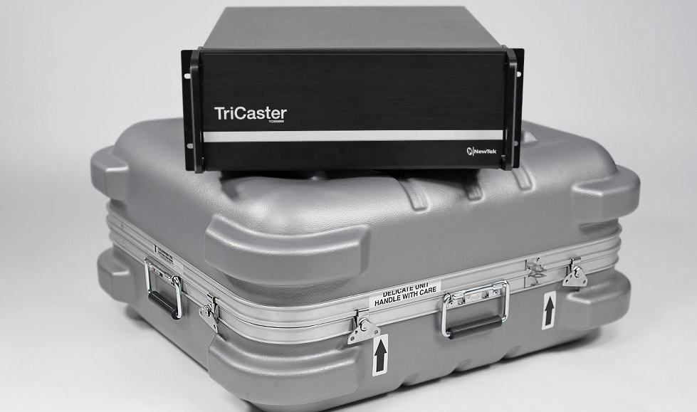 Tricaster Shipping Case